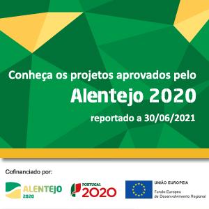 CCDR Alentejo 2020 2º trimestre